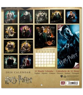 Harry Potter Calendrier 2020