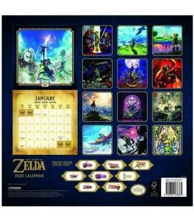 Zelda Calendrier 2020
