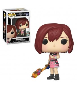 Pop! Kairi with Keyblade Specialty Series Edition Limitée [624]