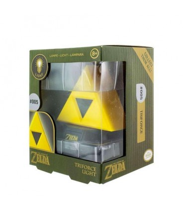 Veilleuse 3D Triforce - The Legend of Zelda
