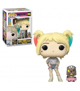 Pop! Harley Quinn and Beaver [308]