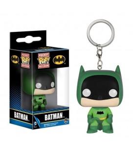Pocket Pop! Keychain - Batman Rainbow Green