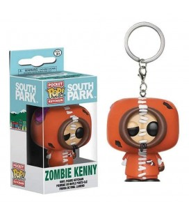 Pocket Pop! Keychain - Zombie Kenny