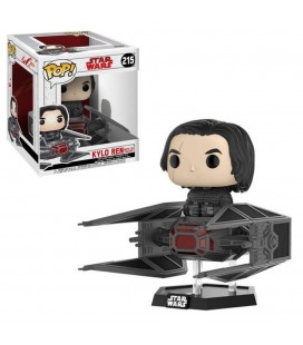 Pop! Deluxe Kylo Ren with Tie Fighter [215]