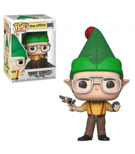 Pop! Dwight Schrute as Elf [905]