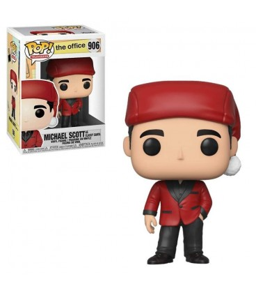 Pop! Michael Scott as Classy Santa [906]