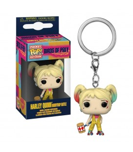 Pocket Pop! Keychain - Harley Quinn Boobytrap Battle