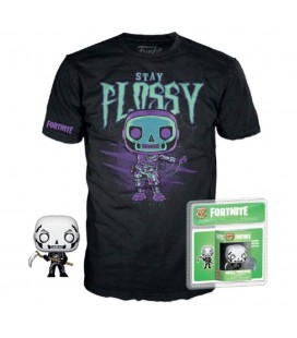 Pack Pocket Pop! & T-Shirt Skull Trooper