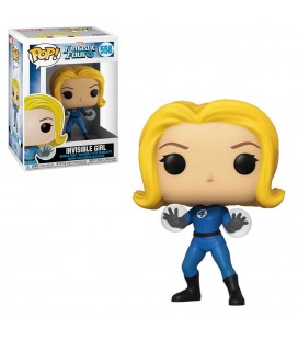 Pop! Invisible Girl [558]