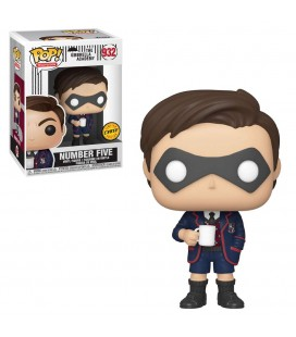 Pop! Number Five Chase Edition [932]
