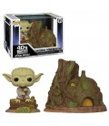 Pop! Town Dagobah Yoda with Hut [11]