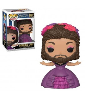 Pop! Bearded Lady [827]