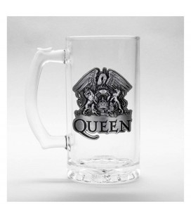 Chope Queen Metal Badge - Crest (Bravado)