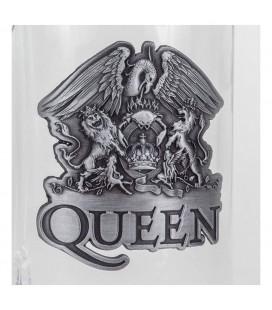 Chope Queen Metal Badge - Crest (Bravado)