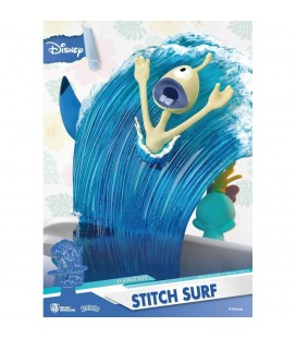 Diorama Stitch Surf