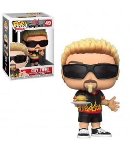 Pop! Guy Fieri [49]