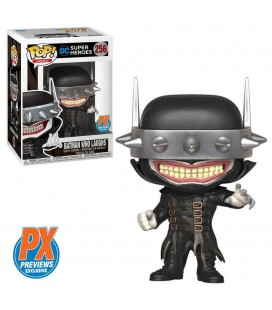 Pop! Batman Who Laughs Edition Limitée [256]
