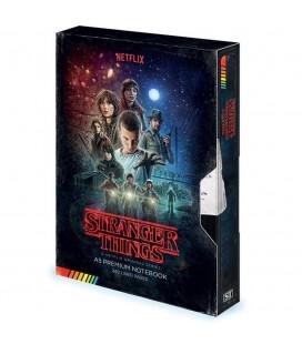 A5 Premium Notebook VHS Saison 1