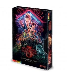 A5 Premium Notebook VHS Saison 3