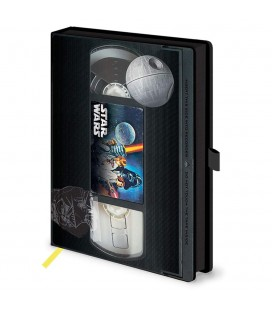 A5 Premium Notebook VHS New Hope
