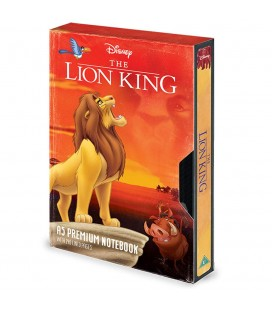 A5 Premium Notebook VHS Circle Of Life