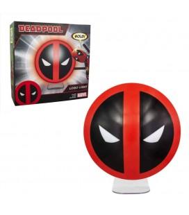 Lampe Veilleuse Deadpool Logo