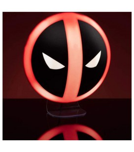 Lampe Veilleuse Deadpool Logo