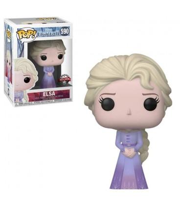 Pop! Elsa Edition Limitée [590]