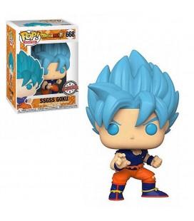 Pop! SSGSS Goku Edition Limitée [668]