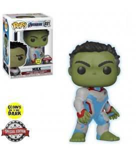Pop! Hulk (Exclusive Glow In The Dark) & T-Shirt