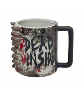 Mug 3D Don't Open Dead Inside