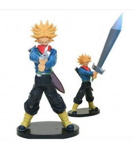 Super Saiyan 2 Trunks & Blade Of Hope 24cm