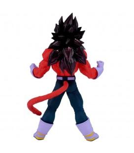 Blood of Saiyans Super Saiyan 4 Vegeta Metallic Hair Color 20 cm