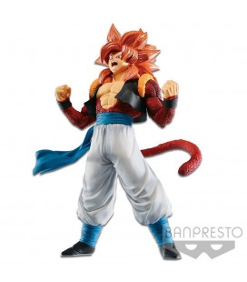 Blood of Saiyans Super Saiyan 4 Gogeta Metallic Hair Color 20 cm