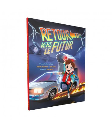 L'album illustré - Retour vers le Futur