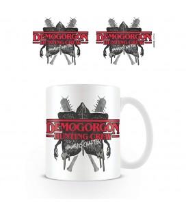 Mug Demogorgon Hunting Crew