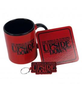 Coffret Set Mug + Sous-verre + Porte-clé