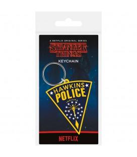 Porte-clés Hawkins Police