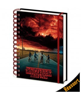 A5 Notebook Lenticular Mind Flayer