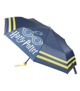 Parapluie Harry Potter (Bleu)