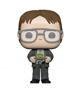 Pop! Dwight (With Gelatin Stapler) [NC]