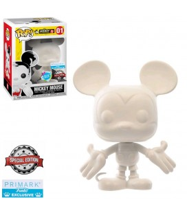 Pop! Mickey Mouse D.I.Y Edition Limitée [01]