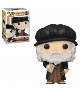 Pop! Leonardo Da Vinci [04]