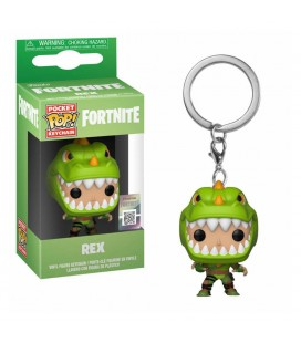 Pocket Pop! Keychain - Rex