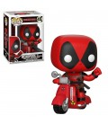 Pop! Deadpool on Scooter [48]