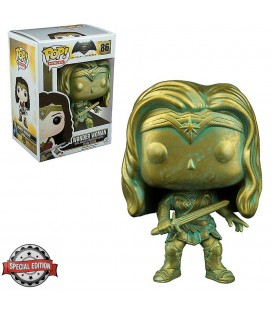 Pop! Wonder Woman (Patina) Edition Limitée [86]