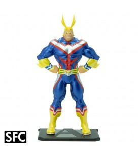 All Might Figurine SFC Metal Foil [03]