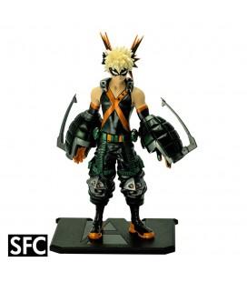 Katsuki Bakugo Figurine SFC Metal Foil [02]