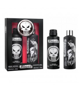 Coffret The Punisher -Body Spray + Gel Douche
