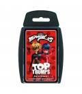 Miraculous Jeu de Cartes Top Trumps
